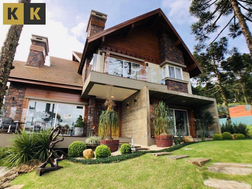 Casa em condomínio à venda  no Aspen - Gramado, RS. Imóveis