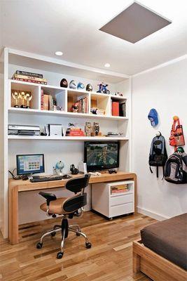 O que fazer para manter o quarto de um adolescente organizado