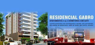 Lançamento: Residencial Gabro