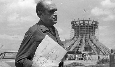 As casas de Oscar Niemeyer