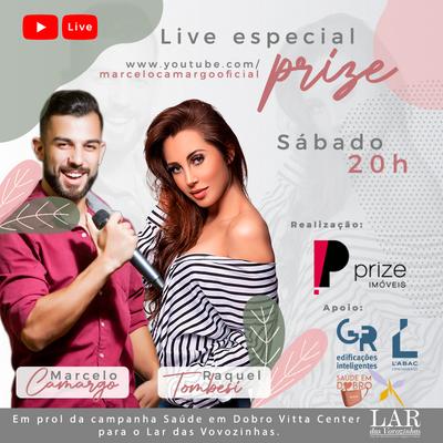 Prize Imóveis promove live especial