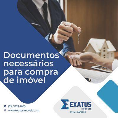 Você sabe quais procedimentos e documentos necessários para compra de um imóvel?