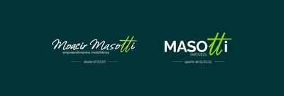 Moacir Masotti agora é Masotti Imóveis