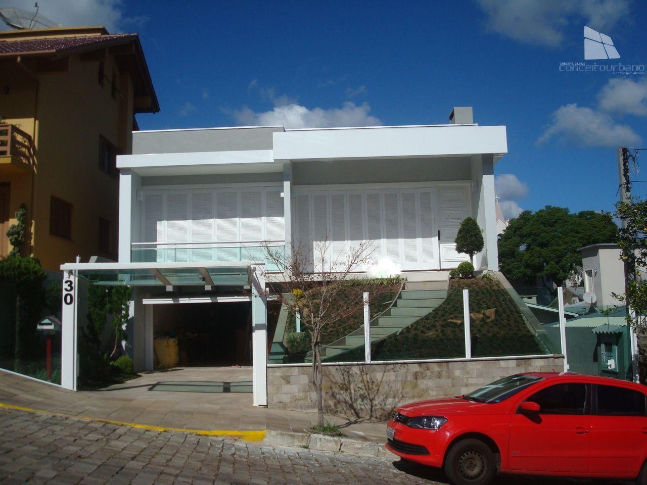 Casa à venda  no Borgo - Bento Gonçalves, RS. Imóveis