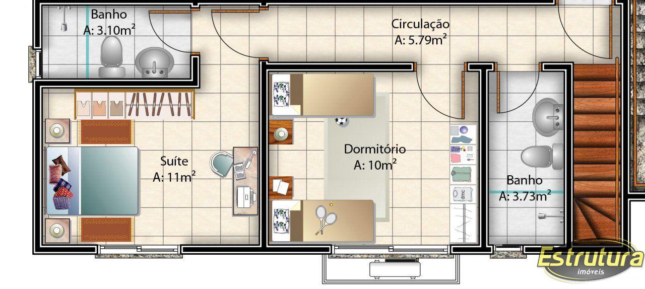 Apartamento com 2 Dormitórios à venda, 126 m² por R$ 346.950,00