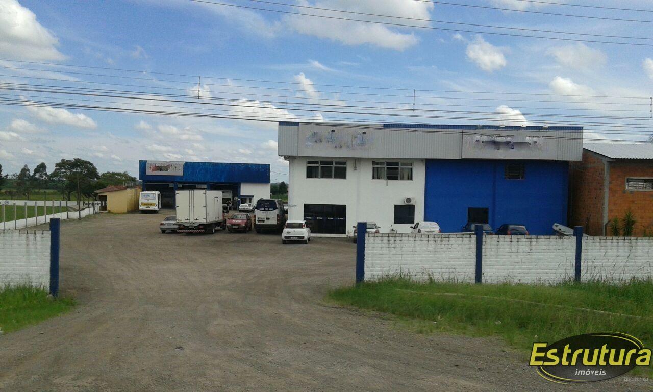 Pavilhão/galpão/depósito à venda  no Camobi - Santa Maria, RS. Imóveis