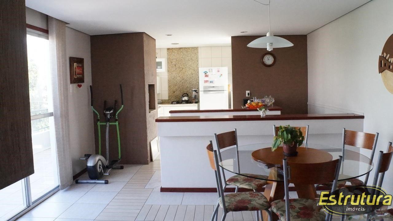 Cobertura com 3 Dormitórios à venda, 160 m² por R$ 540.000,00
