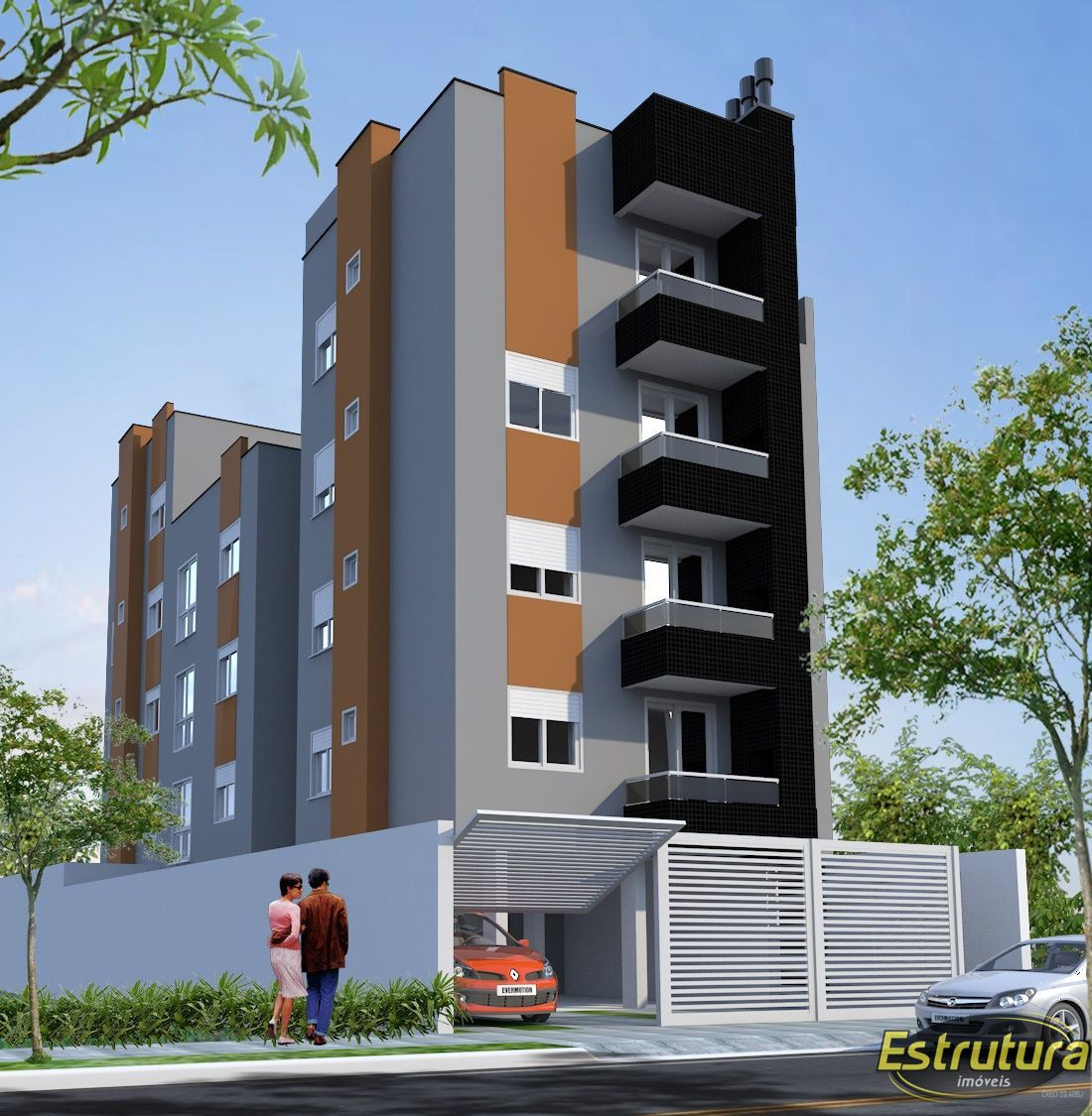 Apartamento com 2 Dormitórios à venda, 91 m² por R$ 440.000,00