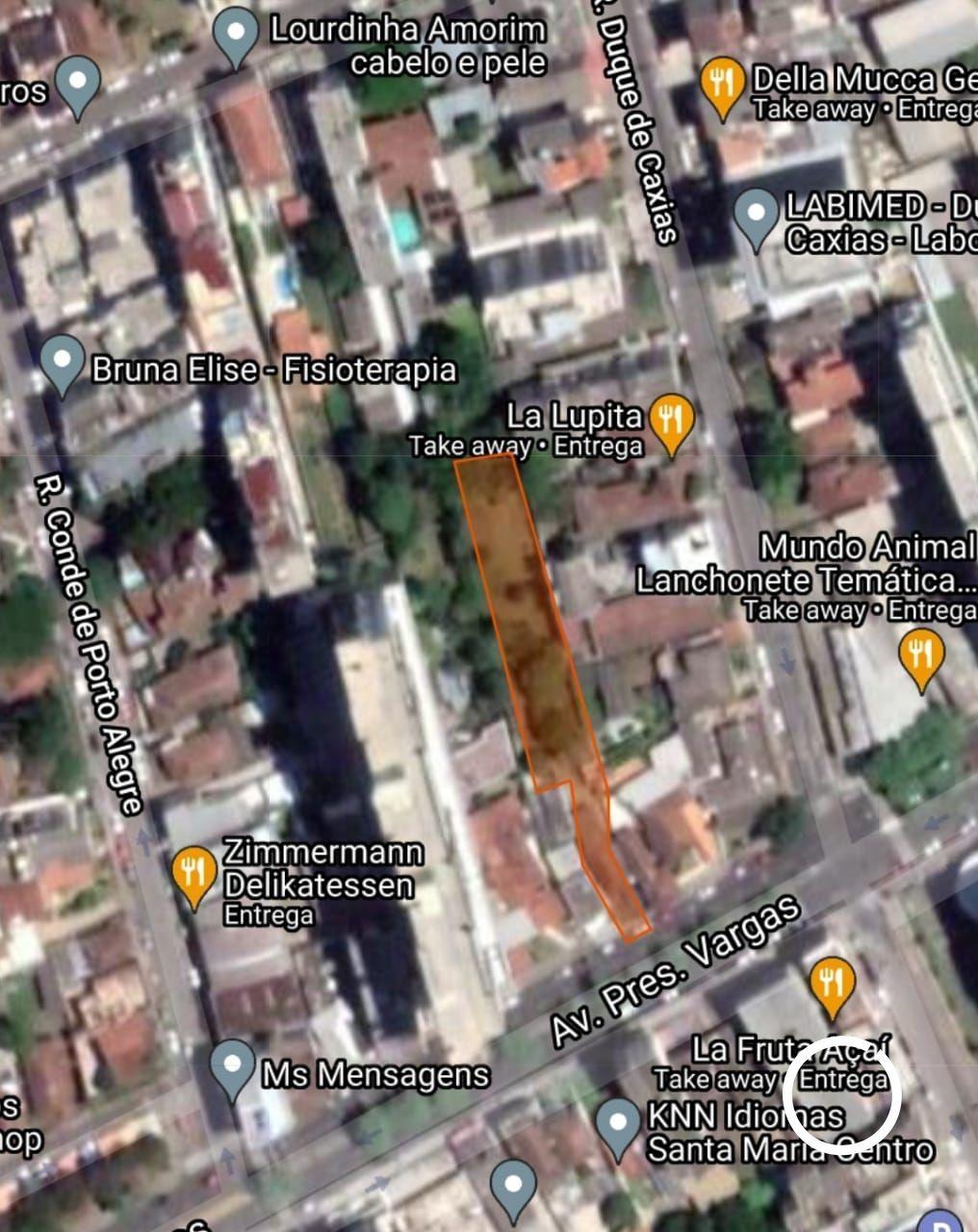 Terreno/Lote à venda  no Nossa Senhora de Fátima - Santa Maria, RS. Imóveis