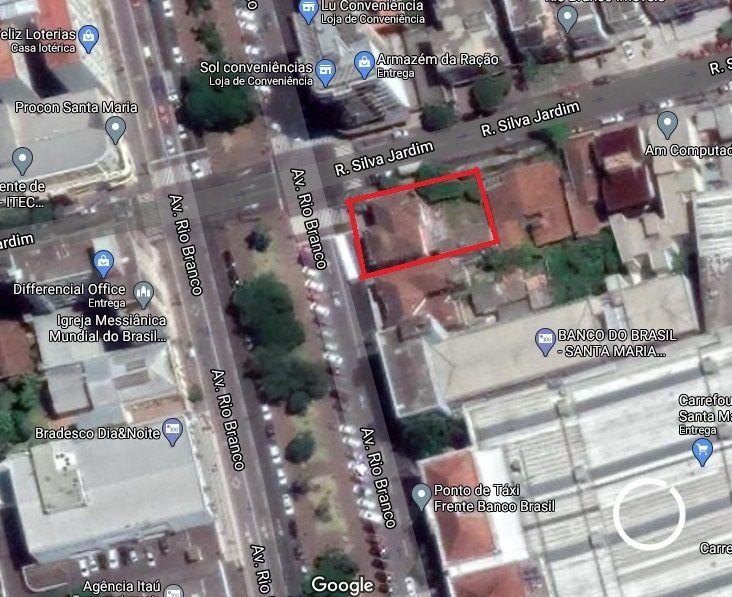 Terreno/Lote à venda  no Centro - Santa Maria, RS. Imóveis