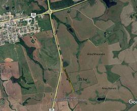 area-rural-pantano-grande-imagem