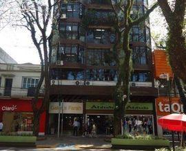 Fachada frontal da Galeria - Rua Marechal Floriano