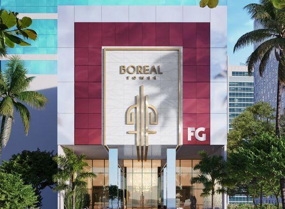 Borreal Tower
