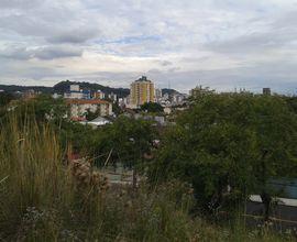 vista para cidade