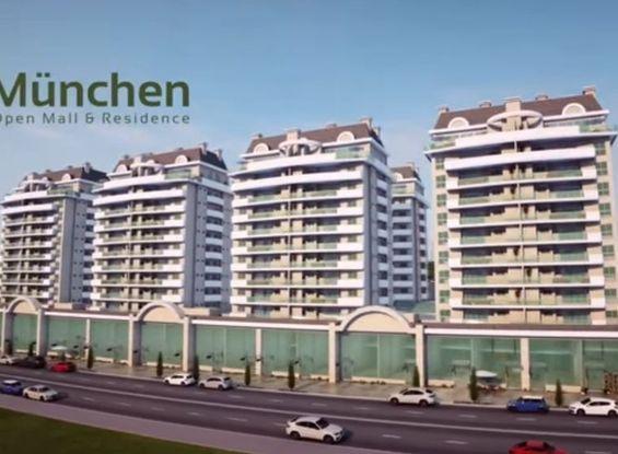 Edifício Munchen Open Mall & Residence
