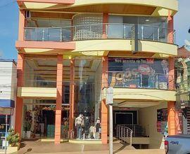Sala comercial no centro Ibirubá/RS, medindo 70m² -fundos