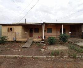 CASA 69- Fachada das casas germinadas