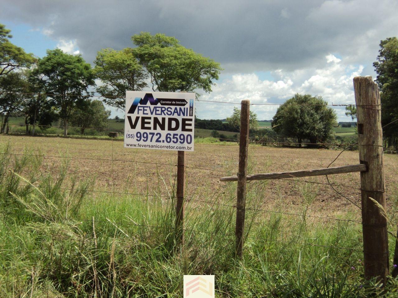 Terreno comercial à venda  no Zona Rural - Santa Maria, RS. Imóveis