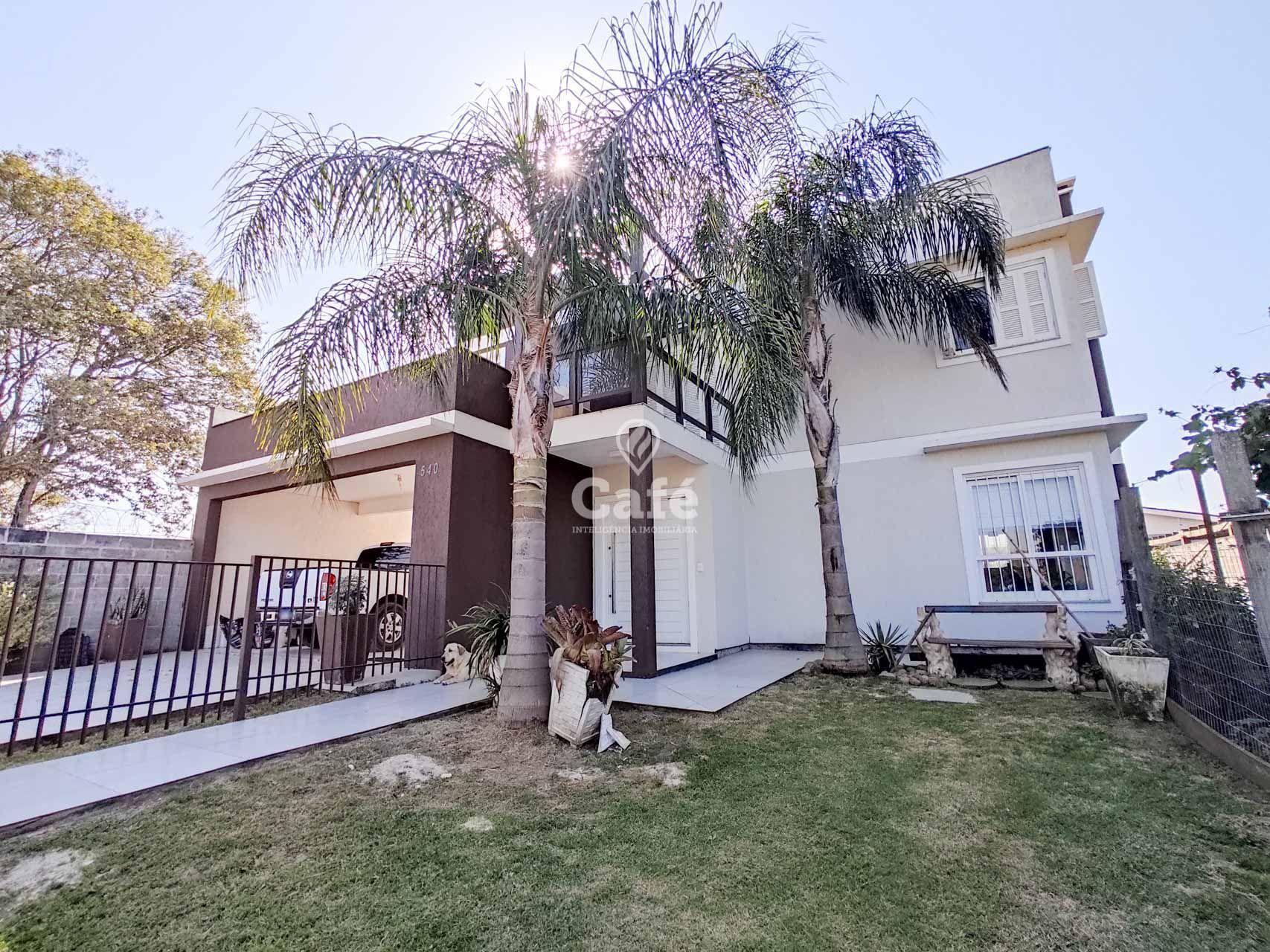 Casa à venda  no Diácono João Luiz Pozzobon - Santa Maria, RS. Imóveis