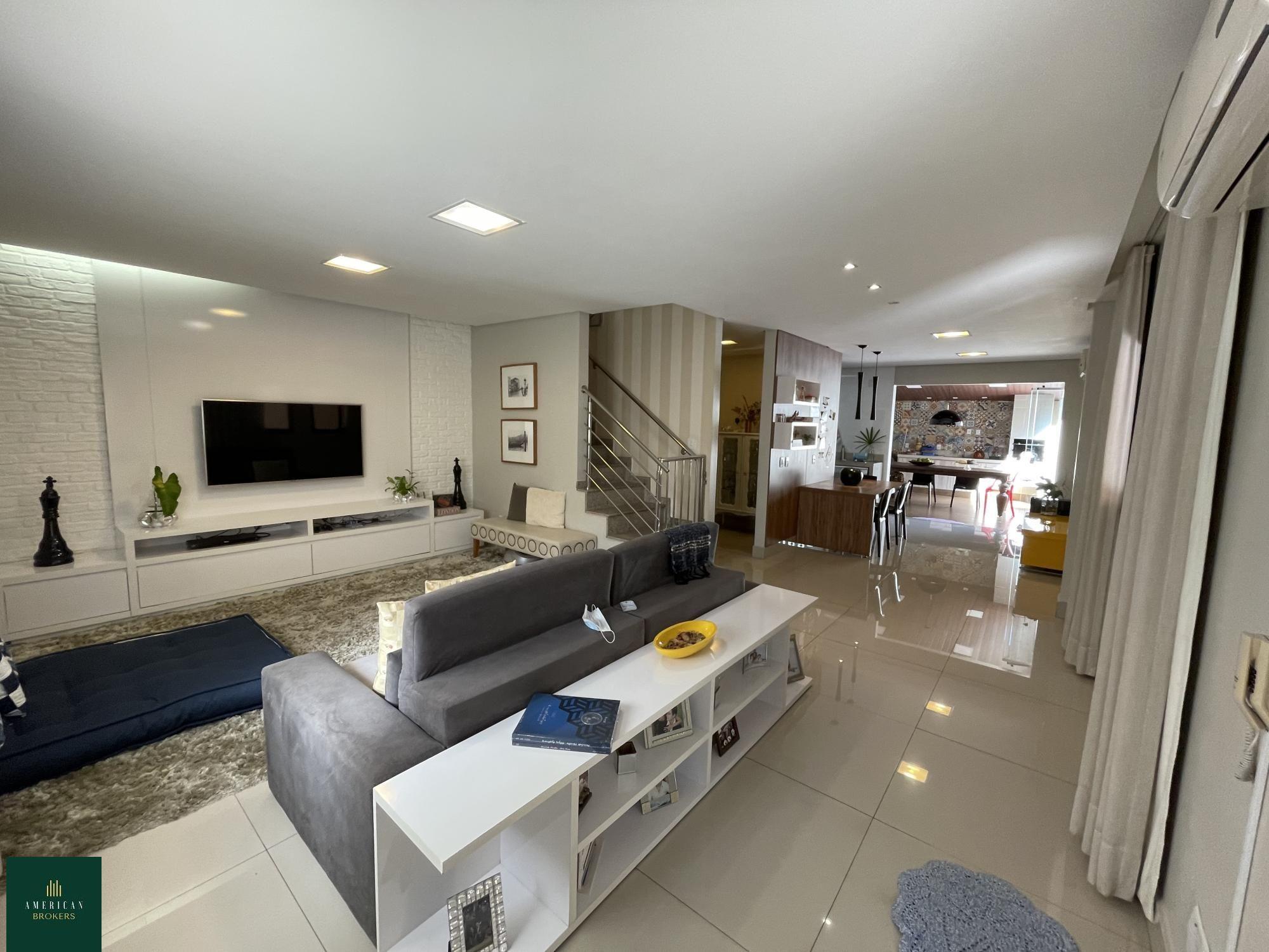 Casa em condomínio à venda  no Jardim América - Goiânia, GO. Imóveis