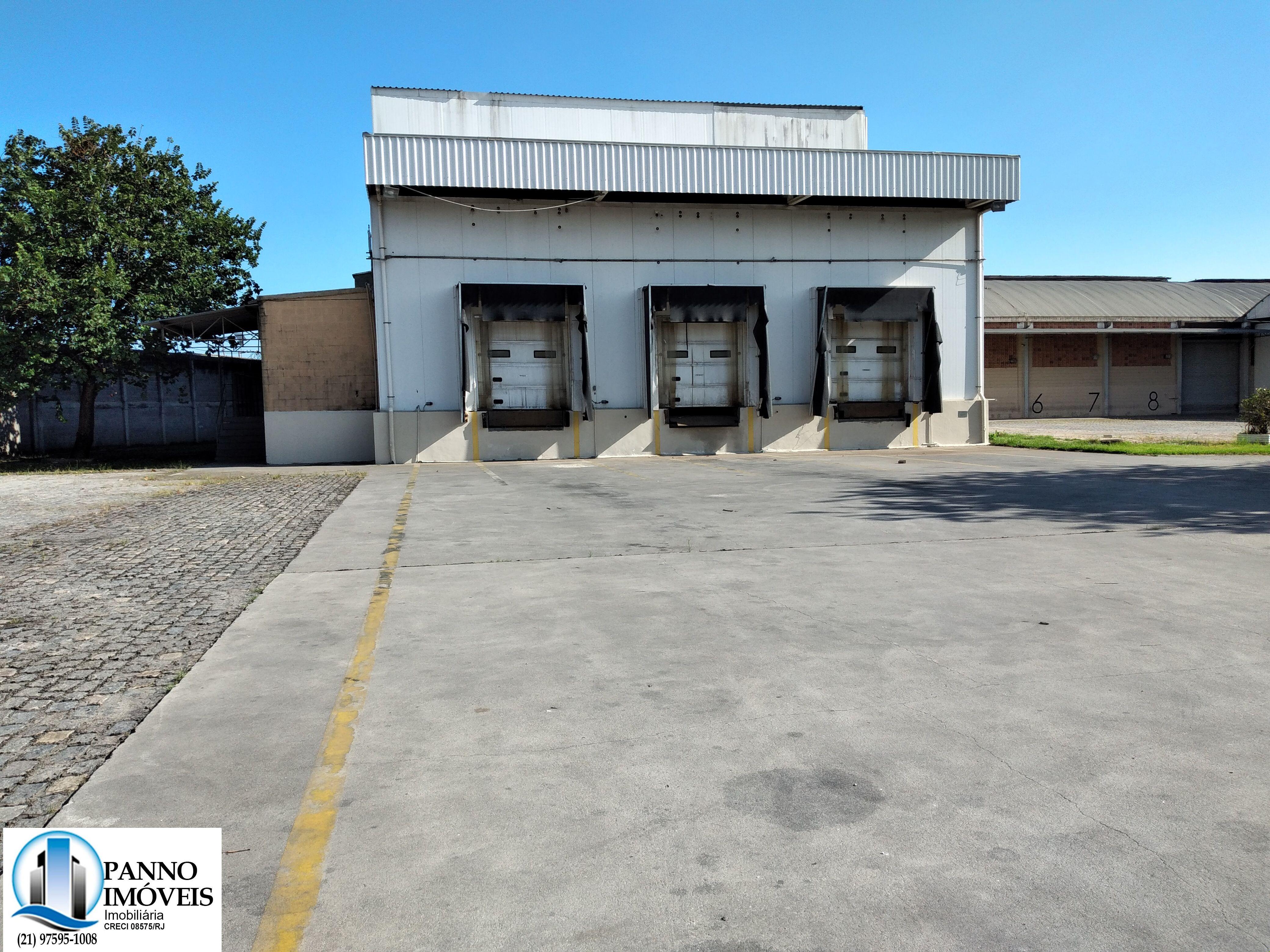 Pavilhão/galpão/depósito à venda  no Chácaras Rio-petrópolis - Duque de Caxias, RJ. Imóveis