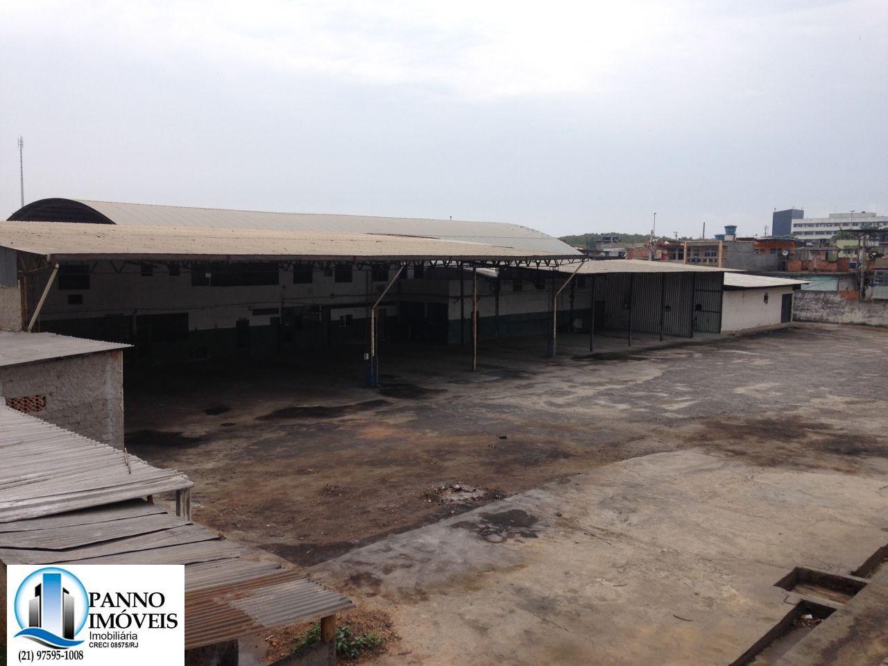 Pavilhão/galpão/depósito à venda  no Vila São Luís - Duque de Caxias, RJ. Imóveis