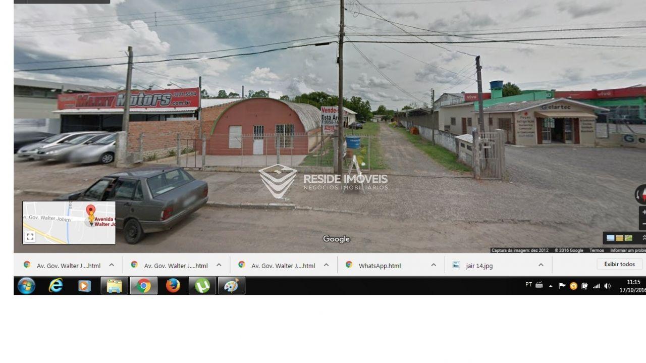 Terreno/Lote à venda  no Patronato - Santa Maria, RS. Imóveis