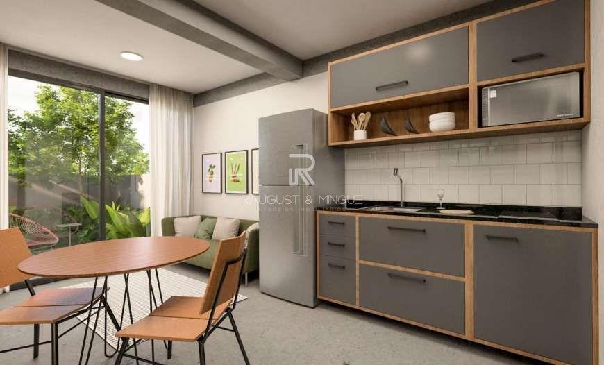 Apartamento com 1 Dormitórios à venda, 35 m² por R$ 357.000,00