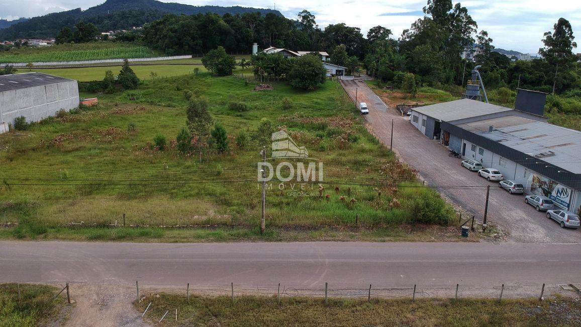 Terreno/Lote à venda  no Taboão - Rio do Sul, SC. Imóveis
