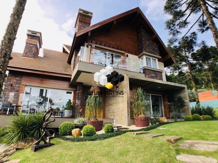 Casa à venda  no Linha 15 de Novembro - Gramado, RS. Imóveis