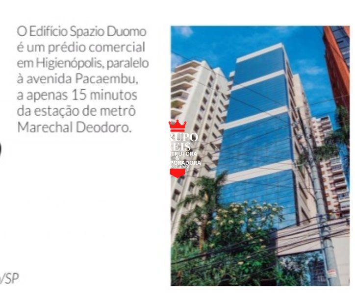 Prédio comercial/residencial à venda  no Santa Cecília - São Paulo, SP. Imóveis