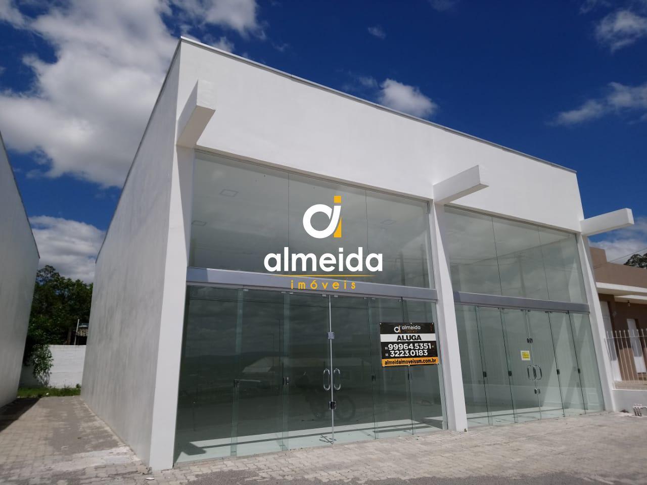 Ponto comercial para alugar  no Pinheiro Machado - Santa Maria, RS. Imóveis