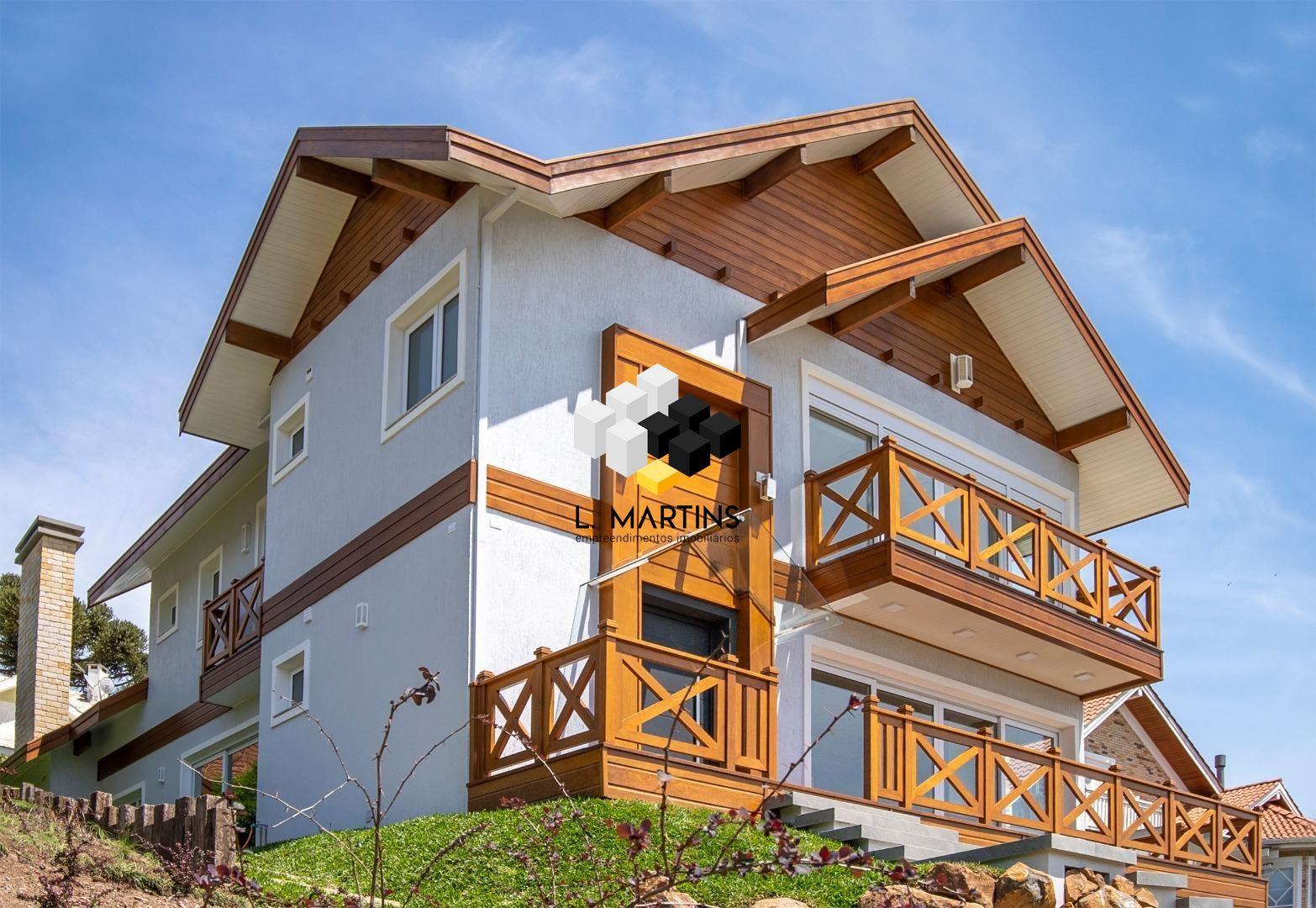 Casa em condomínio à venda  no Linha 15 de Novembro - Gramado, RS. Imóveis