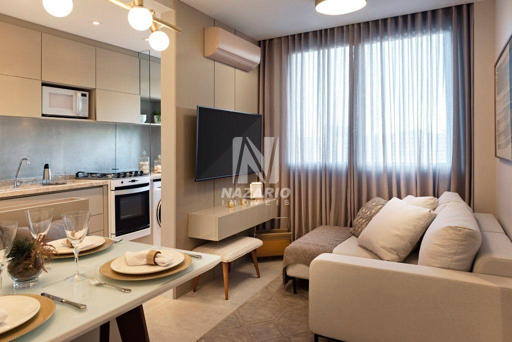 Apartamento com 2 Dormitórios à venda, 38 m² por R$ 212.265,00