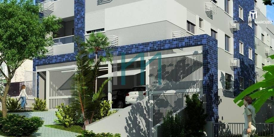 Apartamento com 2 Dormitórios à venda, 41 m² por R$ 250.000,00