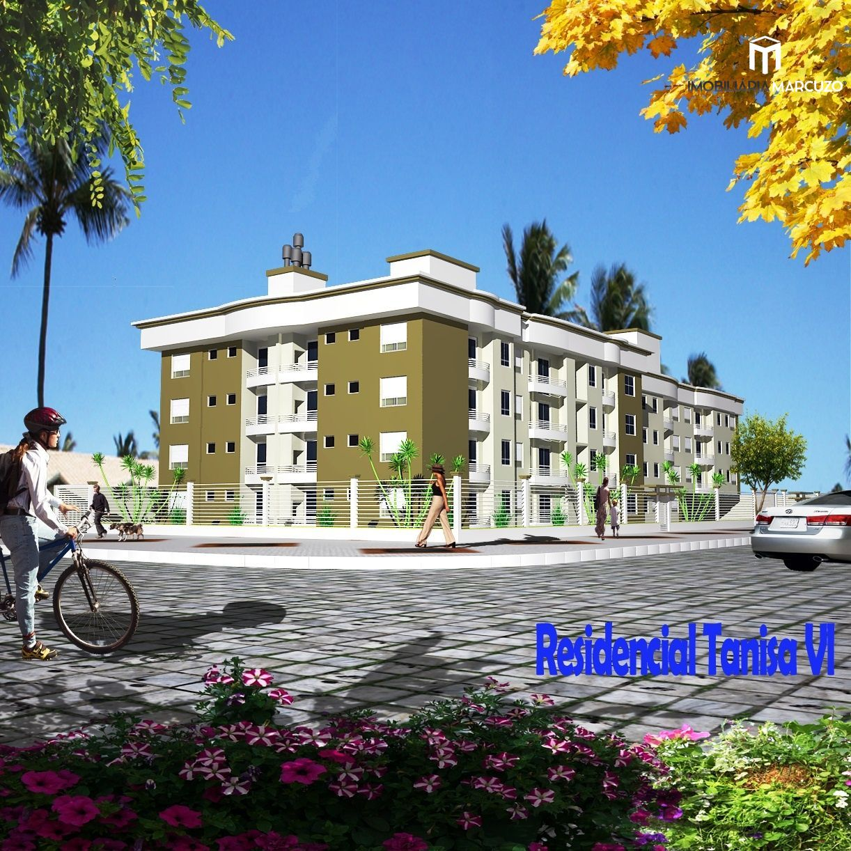 Apartamento com 2 Dormitórios à venda, 80 m² por R$ 295.000,00