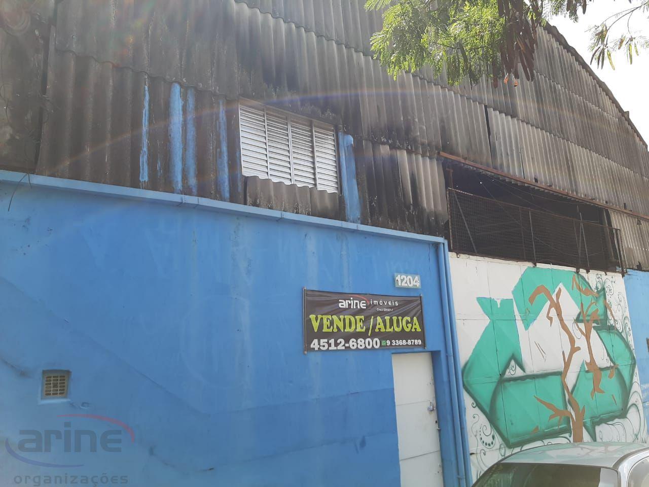 Pavilhão/galpão/depósito à venda  no Matriz - Mauá, SP. Imóveis