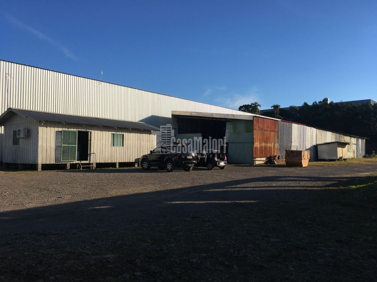 Pavilhão/galpão/depósito à venda  no Integração - Garibaldi, RS. Imóveis