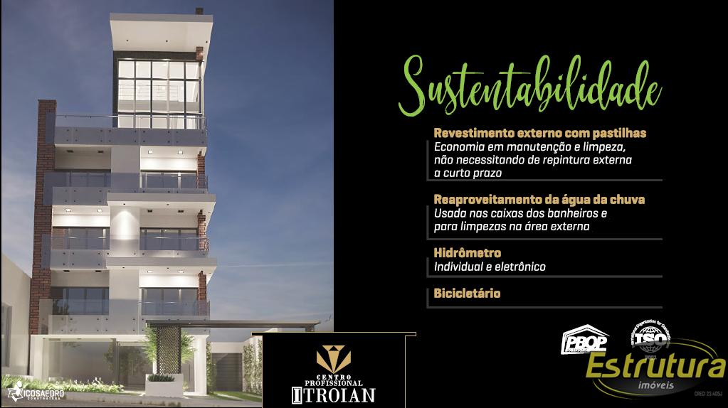 Sala comercial à venda, 63 m² por R$ 195.524,00