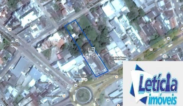 Terreno/Lote à venda  no Nossa Senhora Medianeira - Santa Maria, RS. Imóveis