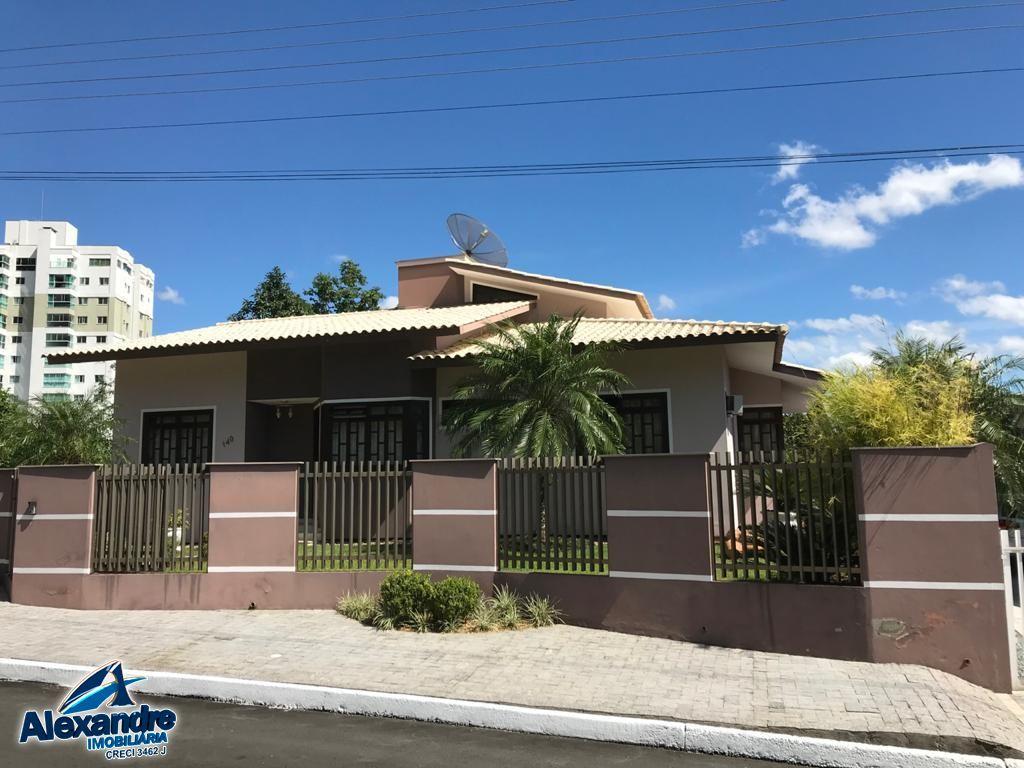 Casa à venda  no Vila Nova - Jaraguá do Sul, SC. Imóveis