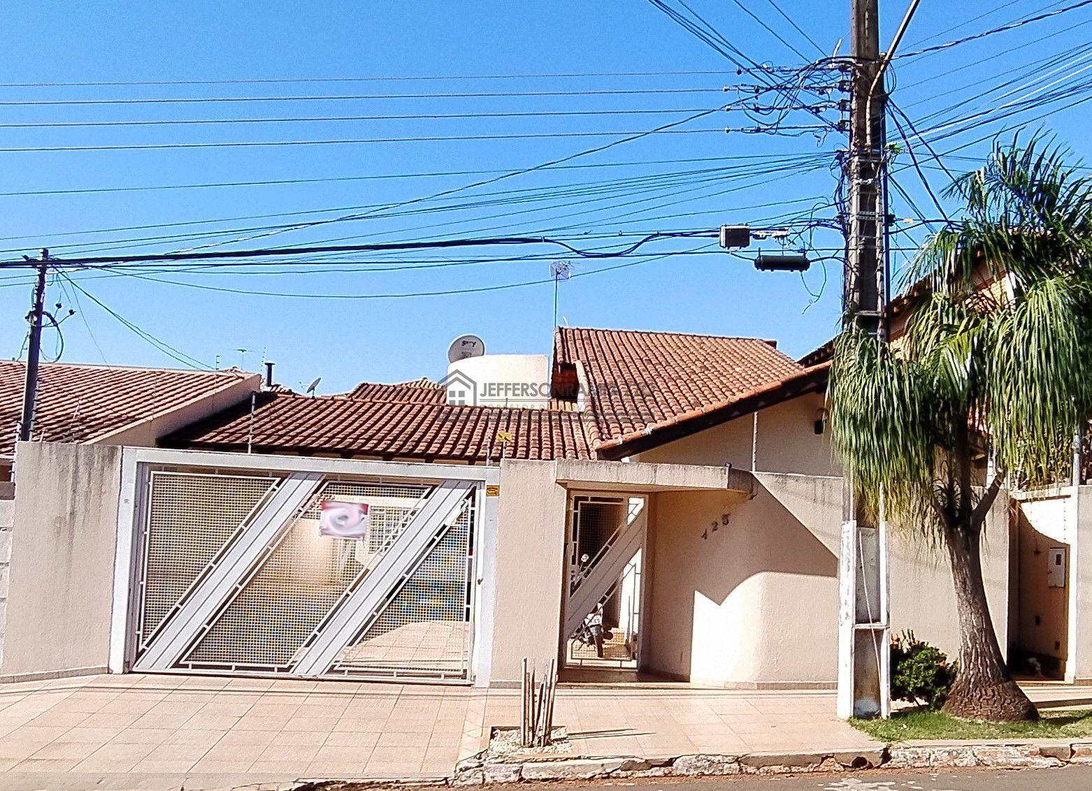Casa à venda  no Vila Miguel Couto - Campo Grande, MS. Imóveis