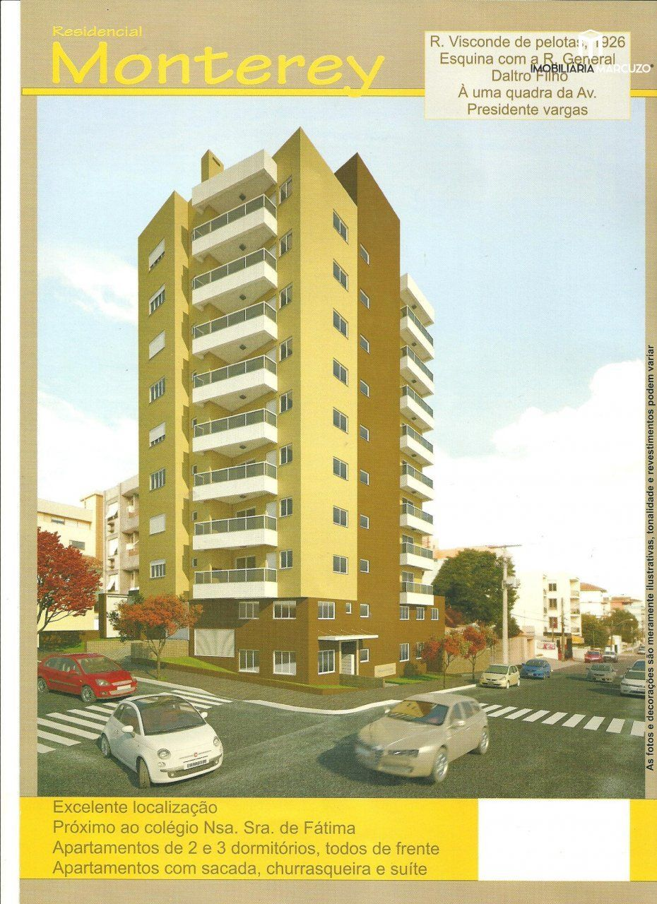 Apartamento com 3 Dormitórios à venda, 102 m² por R$ 431.000,00