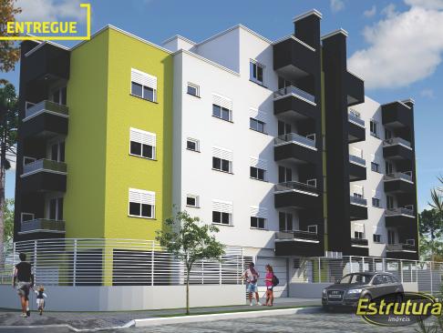 Apartamento com 2 Dormitórios à venda, 84 m² por R$ 380.000,00