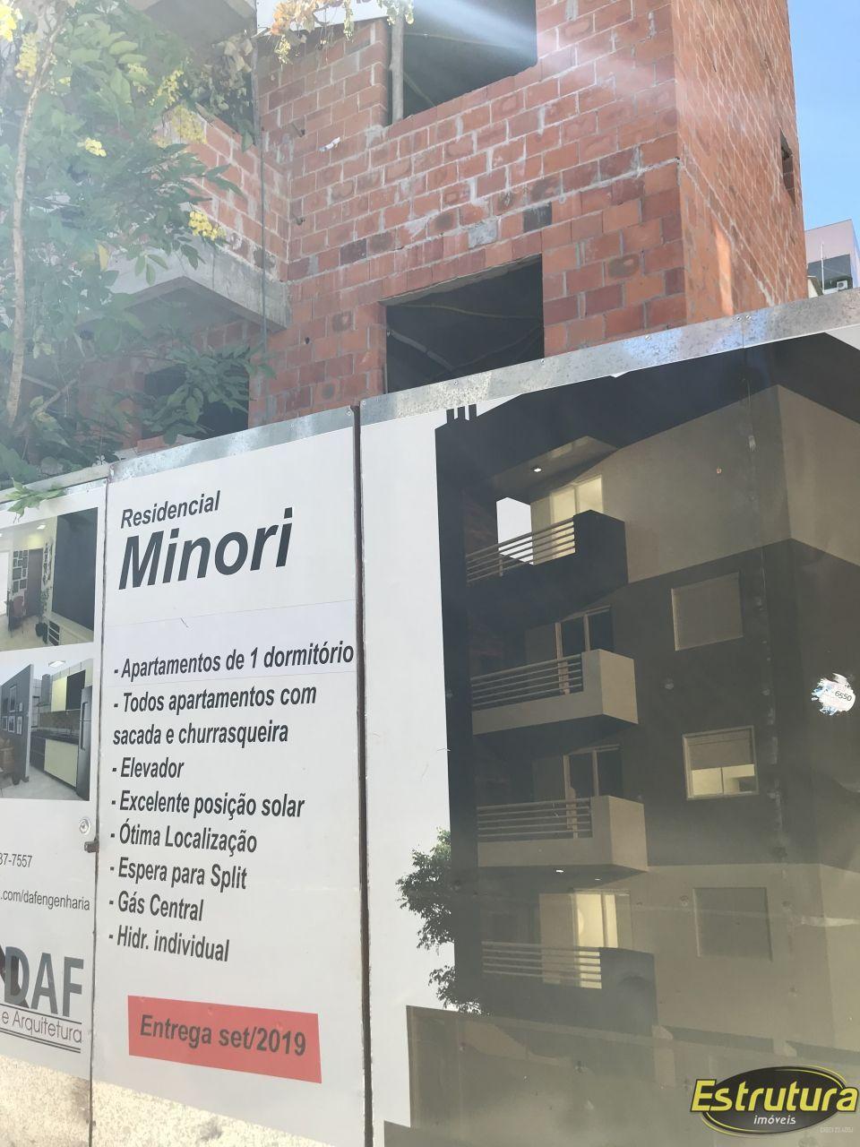 Apartamento com 1 Dormitórios à venda, 30 m² por R$ 145.000,00