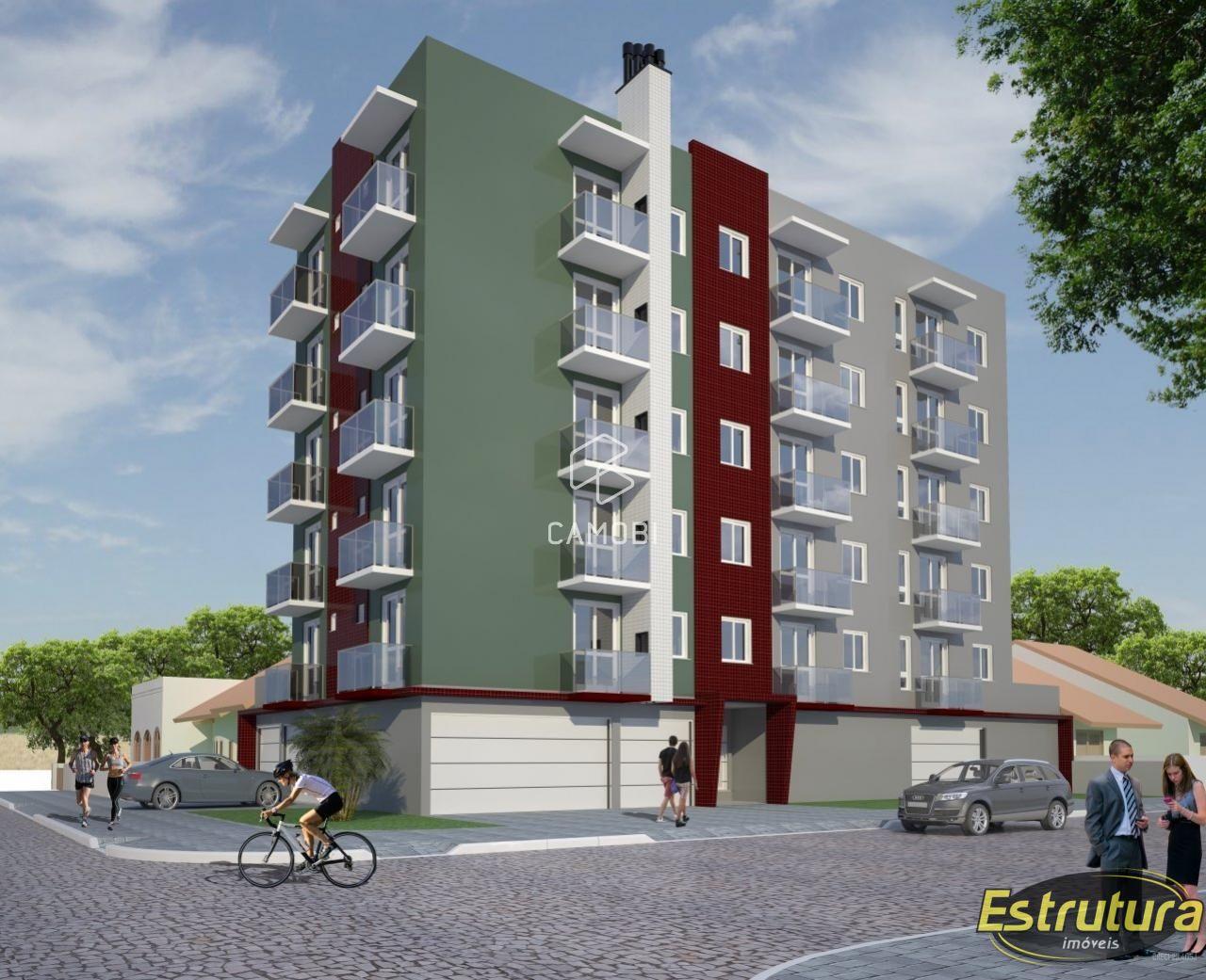 Apartamento com 1 Dormitórios à venda, 43 m² por R$ 180.000,00
