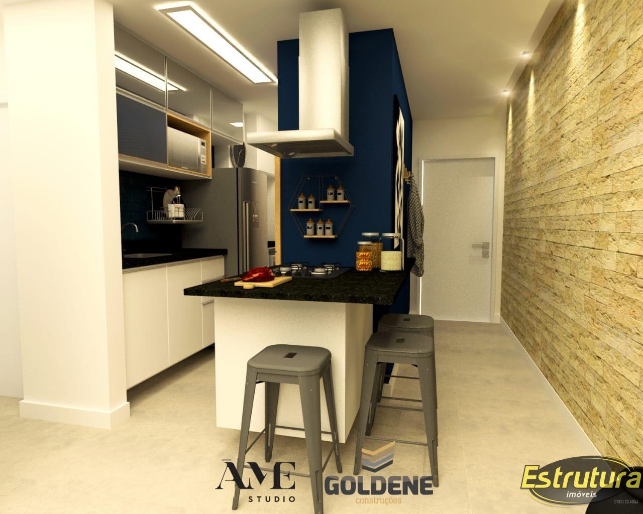 Apartamento com 2 Dormitórios à venda, 77 m² por R$ 430.000,00