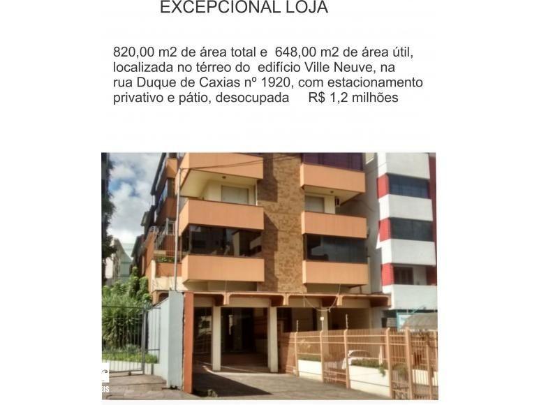 Sala comercial à venda  no Nossa Senhora Medianeira - Santa Maria, RS. Imóveis