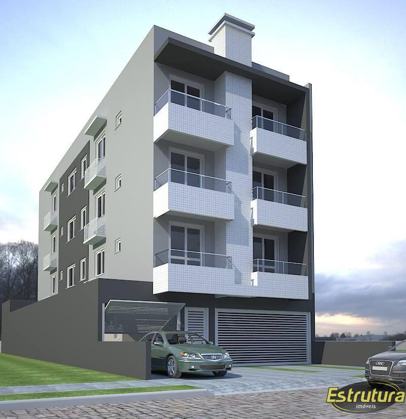 Apartamento com 1 Dormitórios à venda, 46 m² por R$ 195.000,00