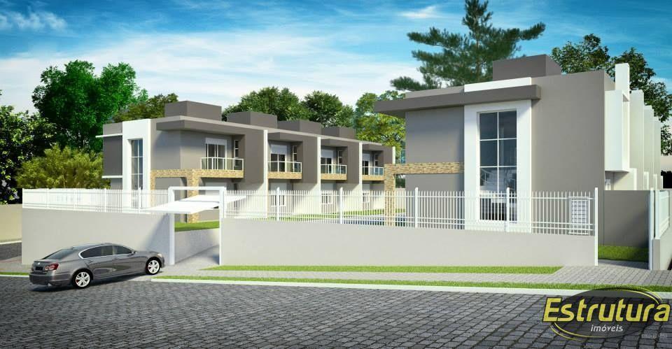 Casa com 3 Dormitórios à venda, 104 m² por R$ 450.000,00